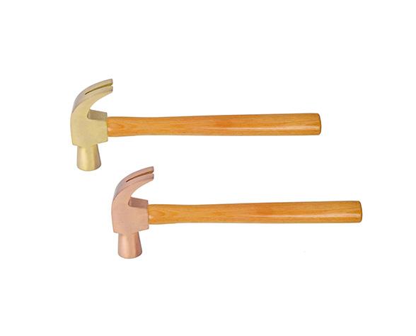1971 防爆木柄羊角锤