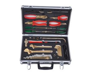 3281  防爆组合套装工具(31件)铍铜