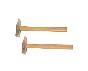 1961 防爆木柄德式钳工锤